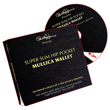 Mullica Wallet Super slim Tim Trono 4